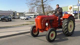 Motors24 proovisõit - Porsche Super traktor