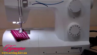 MINERVA E20 видео обзор