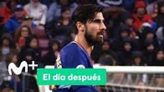 André Gomes y el Camp Nou