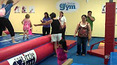 Mj little gym june 2011 - YouTube
