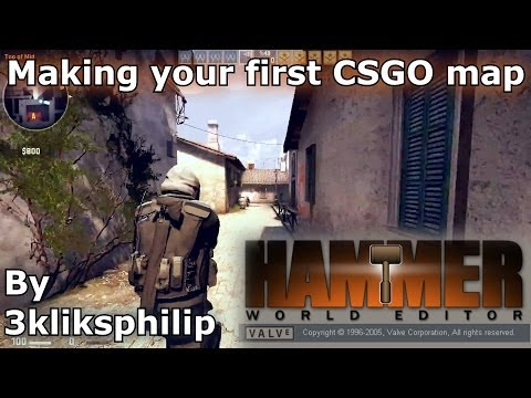 CS GO Tutorial - Making your first map