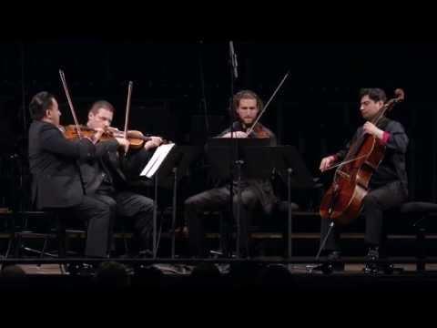 Mozart String Quartet No.19 in C major (Dissonance)