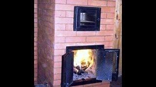#274. Печка для дома - примеры (Обзор)