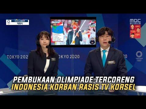 Download TERLALU RASIS DI OLIMPIADE 😡 Stasiun TV Korea Selatan Dikecam Berbagai Negara