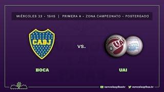 Boca Juniors 1 - 2 UAI Urquiza | #VamosLasPibas | Fútbol femenino