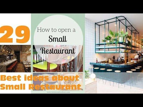 29Best ideas about Small Restaurant Design | HD