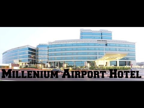 Drive From The Millennium Airport Hotel Dubai To The Dubai Airport (Terminal 3)