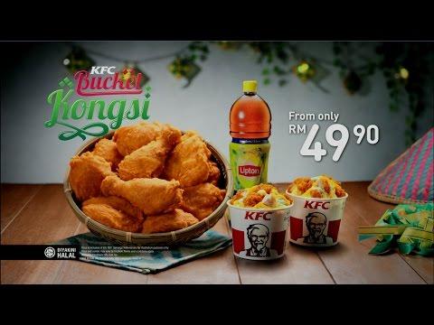Kfc Bucket Kongsi Loads Of Joy Plenty To Share