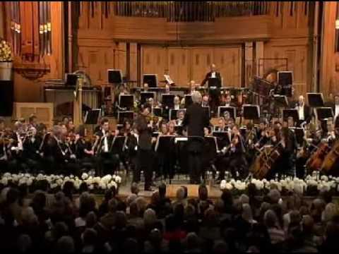 Jiafeng Chen  | Tchaikovsky Violin Concerto | 1st Mvt | Queen Elisabeth Comp | 1 of 2 | 2009