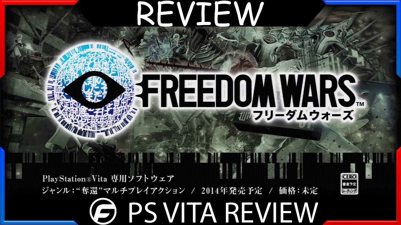 Freedom Wars PS Vita Review