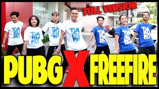 Download lagu BATTLE DANCE - FREE FIRE X PUBG - JUST FOR FUN - CHOREOGRAPHY BY DIEGO TAKUPAZ