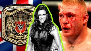 LESNAR SUSPENDED! WWE POWER STRUGGLE? (DIRT SHEET Pro Wrestling News Ep. 21)(GOING IN RAW MERCH STORE! http://www.prowrestlingtees.com/goinginraw SUPPORT THE GOING IN RAW PATREON!, 2016-12-16T20:00:02.000Z)