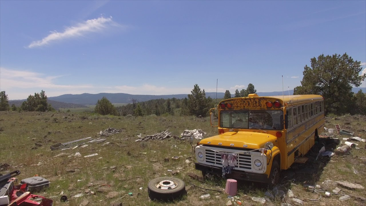 3 Acre Property with RVs and School bus in Klamath County Oregon!