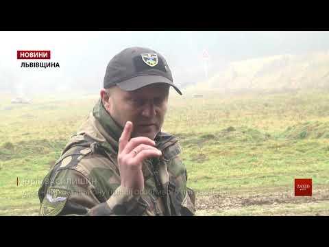 Zaxid.Net: Львівські спецпризначенці поліції продемонстрували...