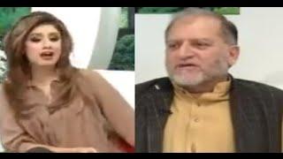 Neo Pakistan with Marium Ismail 7 March 2016 - Orya Maqbool Jan