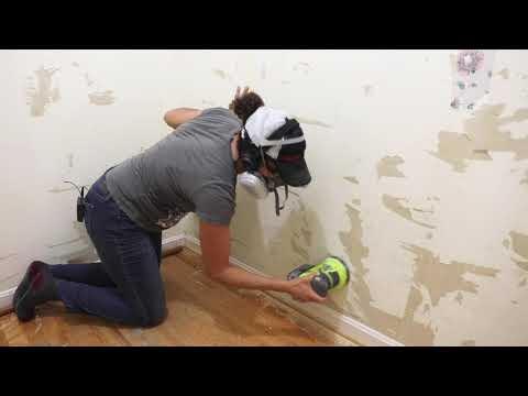 how-to-remove-wallpaper-easily-(and-repair-the-drywall)---thrift-diving