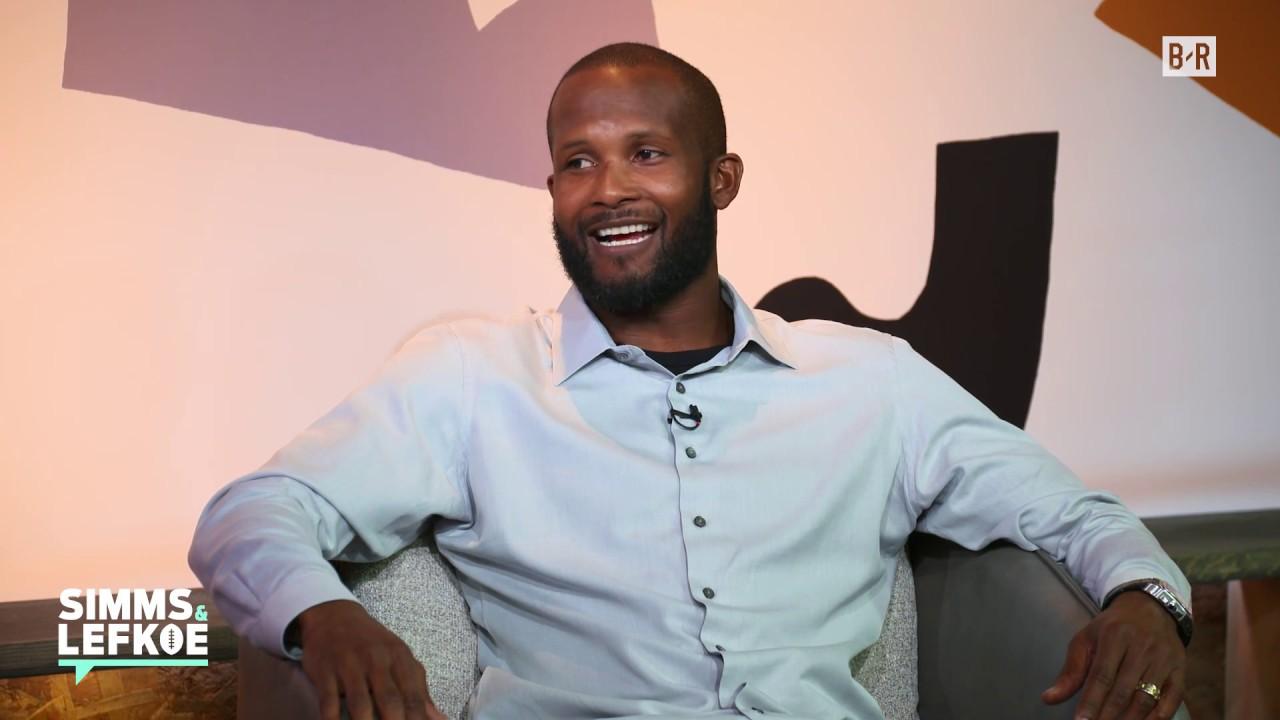 Champ Bailey Explains How He'd Defend Julio Jones, Antonio Brown | Simms & Lefkoe FULL Interview