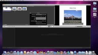 Comment Faire un Fichier vidéo à l'Aide de Powerpoint et iMovie