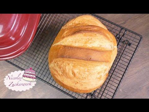 Leckeres Weißbrot Brot Selbst Backen Von Nicoles Zuckerwerk
