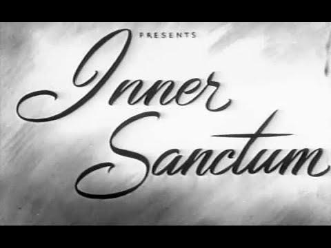 Film Noir Crime Mystery Movie - Inner Sanctum (1948)