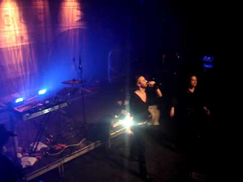 Röyksopp - Only This Moment, Live in Mtl, March 19th 2011