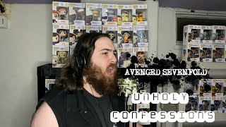 AVENGED SEVENFOLD - Unholy Confessions (Cover by Rot10 Music)