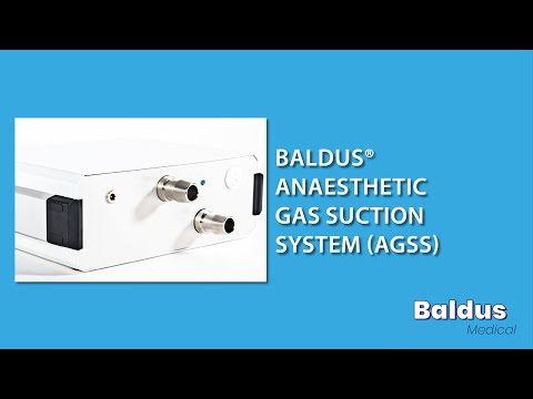 Baldus Anaesthetic Gas Scavenging System (AGSS)
