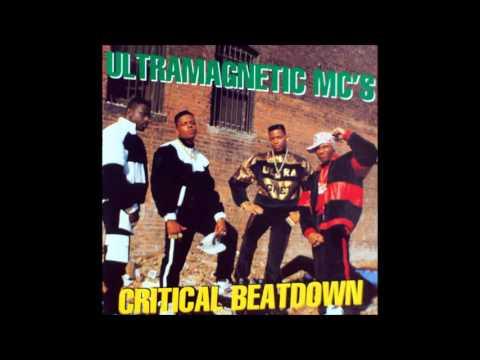 Ultramagnetic MC's - Ease Back