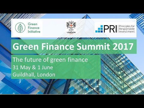 Green Finance Summit 2017