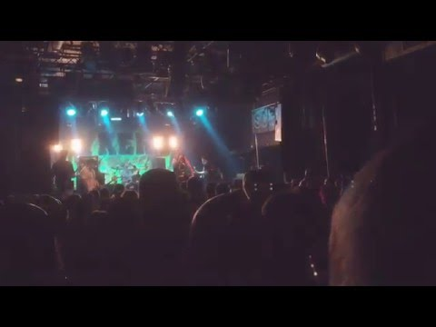 Rykers @ SO36 Rebellion Tour 2016