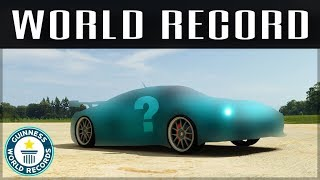 NEW 0-100 WORLD RECORD | Forza Horizon 4 | Forza Science #5