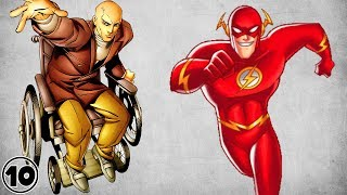 Top 10 Superheroes Who Can Defeat The Flash