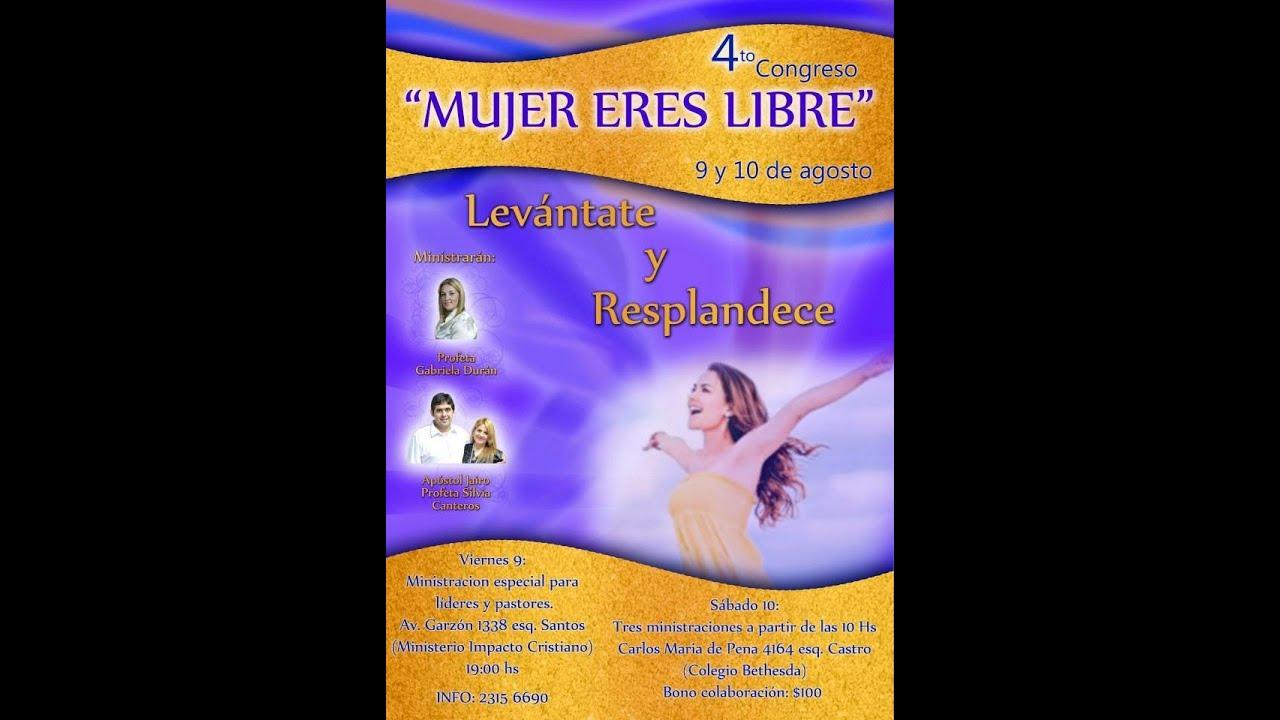 4to Congreso De Damas MUJER ERES LIBRE 2013