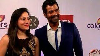 Kumkum Bhagya actor Shabbir Ahluwalia aka Abhi praises wife Kanchi Kaul