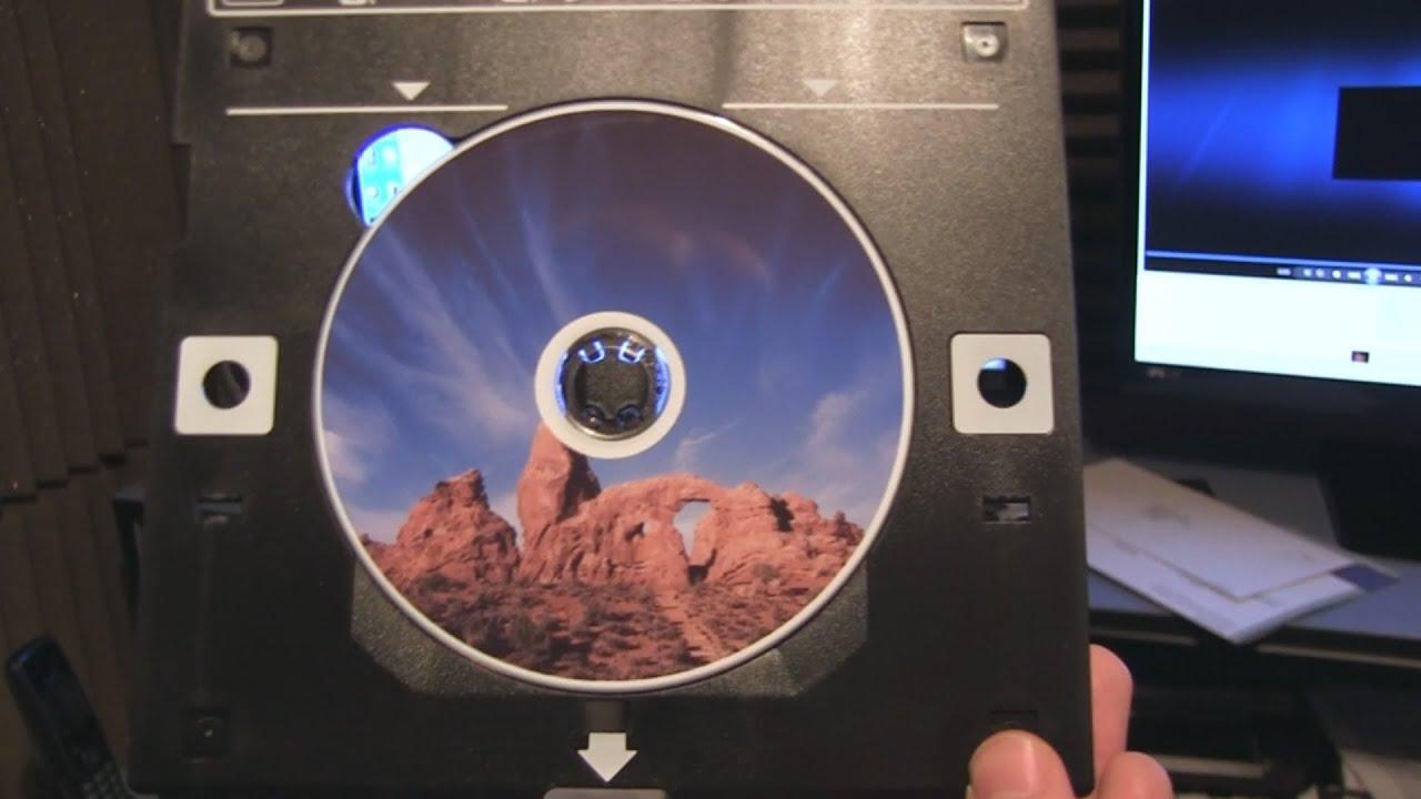 Как записывать данные на DVD-R диски - YouTube