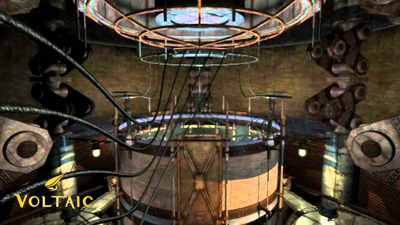 myst iii exile ambient themes voltaic level 2 the airship