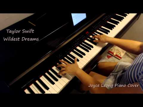 Taylor Swift - Wildest Dreams - Advanced Piano Cover & Sheets