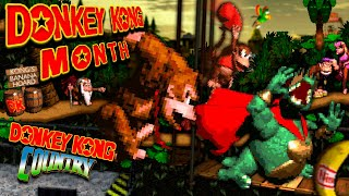Avenging my Youth: Donkey Kong Country