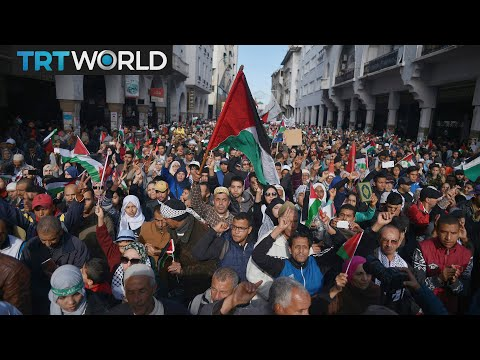 Palestine: Days of Rage - Global protests mark US Jerusalem decision