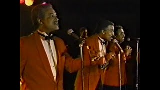 "The Cleftones: ""Heart and Soul""  Live - 1989"