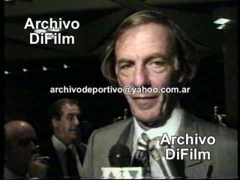Entrenamiento de Racing - PP Cesar Luis Menotti y Fernando Arean - DiFilm (1993)