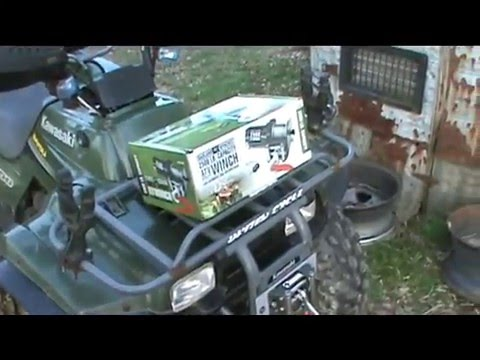 Badland Winches 2500 and Bayou 250 - UPDATED 8/5/16