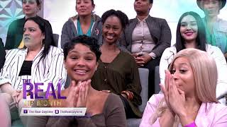 Wednesday on 'The Real': Alexandra Shipp