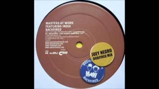 Masters At Work Feat. India - Backfired (Joey Negro Dubfired) (2002)