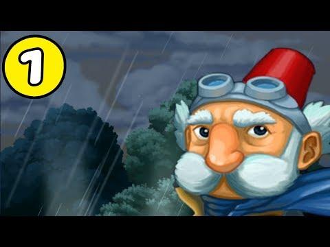 УЧЁНЫЙ и УЛИТКА путешествуют во времени ЧАСТЬ#1 игра Chronology на канале Мистер Игрушкин