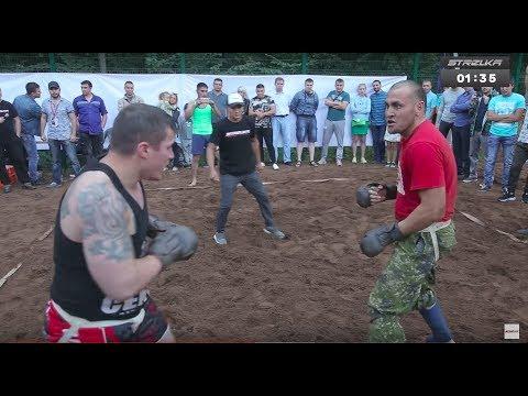 Criminal Gangster vs Army crazy fighter !!!