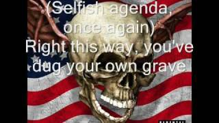 Repeat youtube video Avenged Sevenfold - Critical Acclaim(with Lyrics)