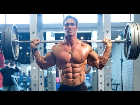 Mike O'Hearn Natural Bodybuilding At Its Finest