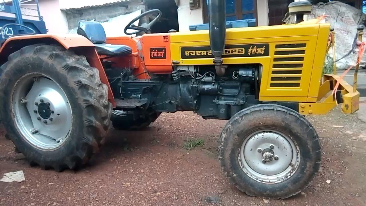 HMT 3522 EDI model2000 tractor sale place:amargol Hubli shirur plot contact  no 9449354911 Rs 250000
