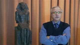 Статуя Аменемхета III. К истории портретного искусства Древнего Египта